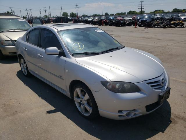Salvage cars for sale from Copart Nampa, ID: 2004 Mazda 3 S