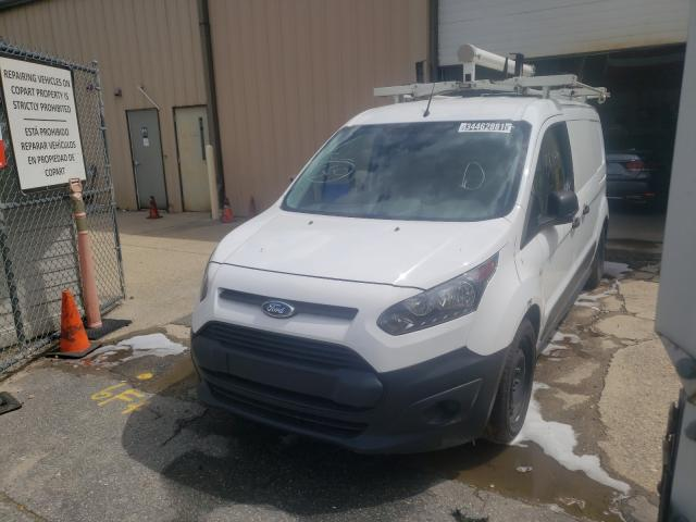 2016 FORD TRANSIT CO - Left Front View