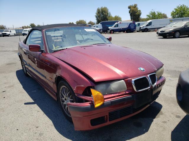 BMW Vehiculos salvage en venta: 1997 BMW 328 IC AUT