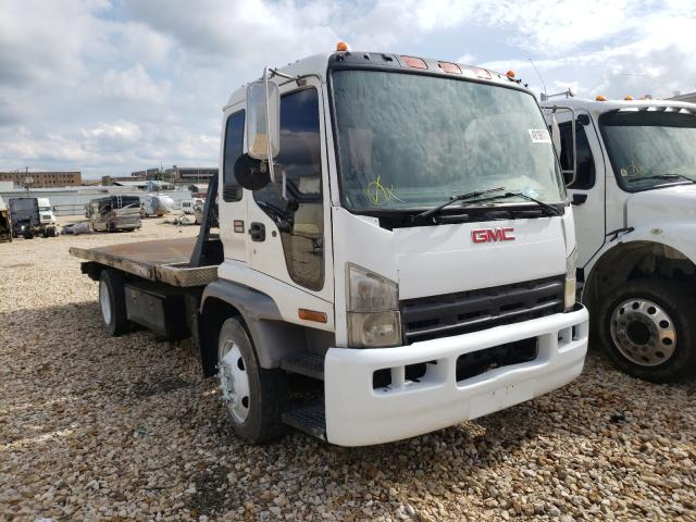 Salvage cars for sale from Copart Grand Prairie, TX: 2006 GMC T-SERIES F