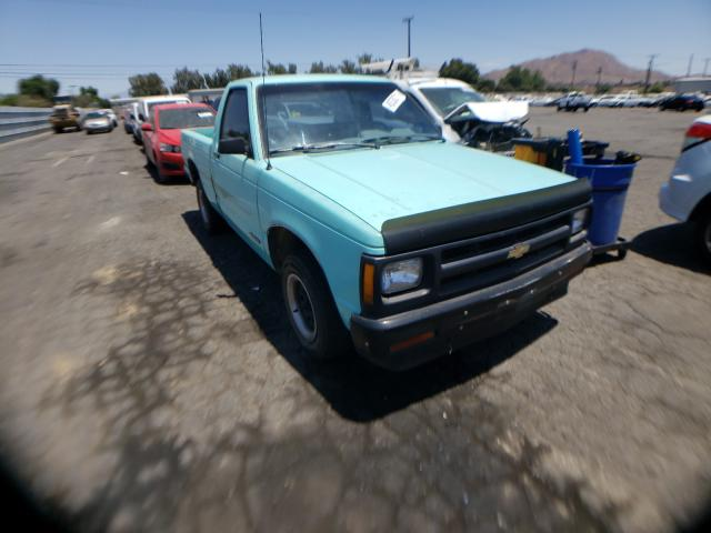 Salvage cars for sale from Copart Colton, CA: 1991 Chevrolet S Truck S1