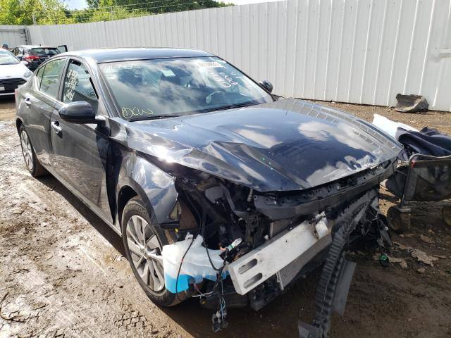 Salvage cars for sale from Copart Columbia Station, OH: 2020 Nissan Altima S