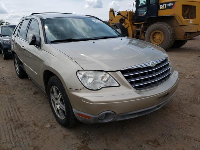 Salvage 2008 CHRYSLER PACIFICA - Small image. Lot 48781011