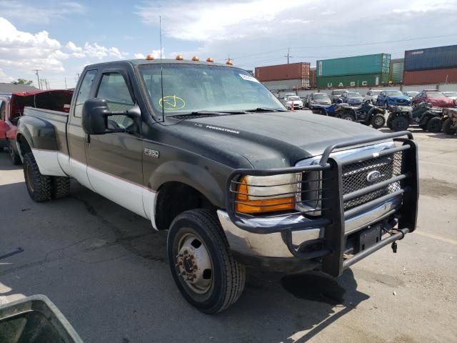 Salvage cars for sale from Copart Nampa, ID: 2001 Ford F250