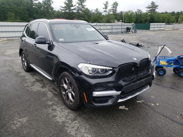 2021 BMW X3 XDRIVE3 5UXTY5C03M9E37346