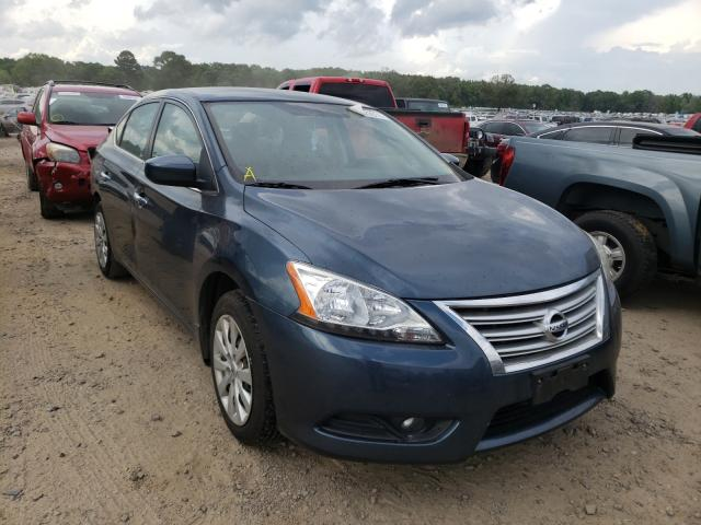 Nissan Sentra salvage cars for sale: 2015 Nissan Sentra