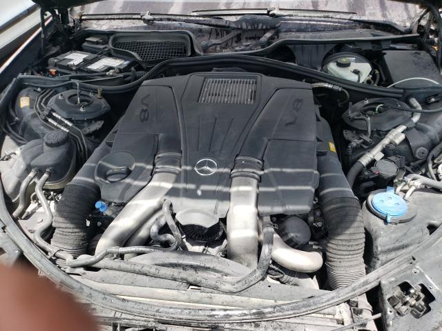 2013 MERCEDES-BENZ S 550 WDDNG7DB8DA528719