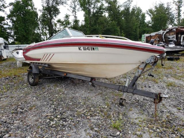Glastron salvage cars for sale: 1989 Glastron Boat