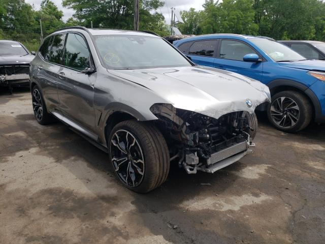 Salvage cars for sale from Copart Marlboro, NY: 2020 BMW X3 M Compe