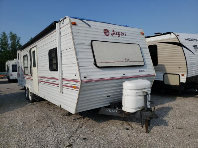 Jayco Eagle salvage cars for sale: 1997 Jayco Eagle