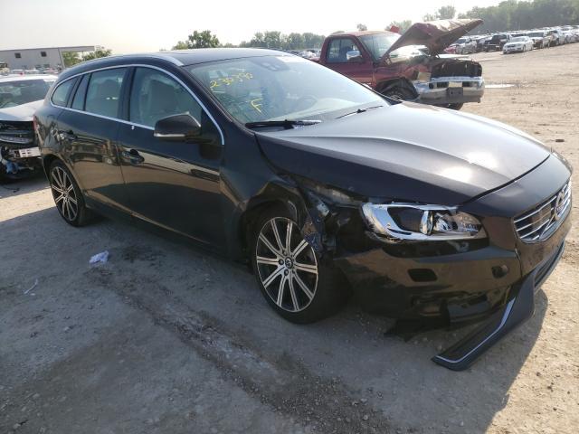 Volvo salvage cars for sale: 2015 Volvo V60 Platinum
