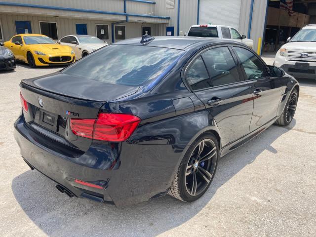 2018 BMW M3 WBS8M9C50J5K99599