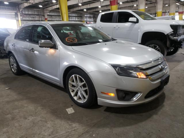 2011 Ford Fusion SEL en venta en Woodburn, OR