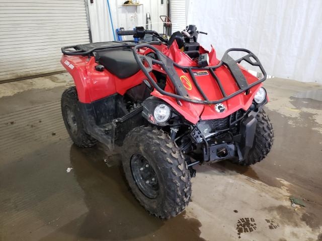 Salvage cars for sale from Copart Central Square, NY: 2021 Can-Am Outlander