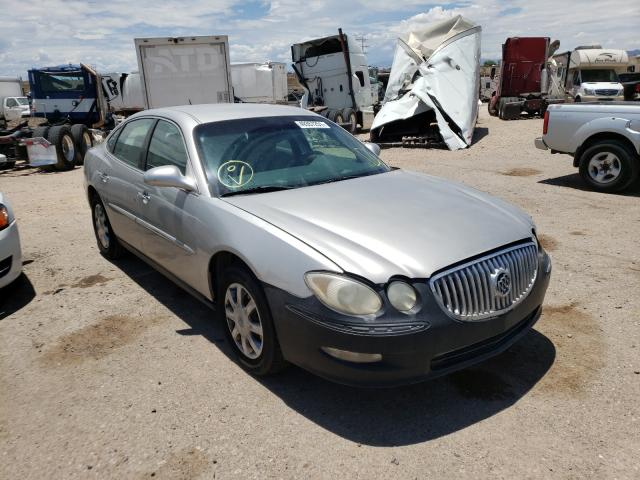Salvage cars for sale from Copart Tucson, AZ: 2008 Buick Lacrosse C