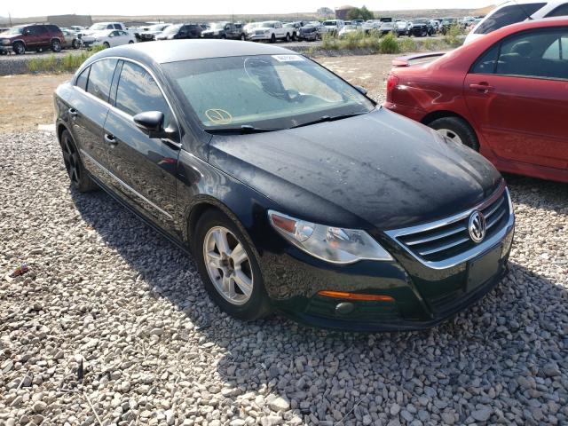 Volkswagen salvage cars for sale: 2012 Volkswagen CC Luxury