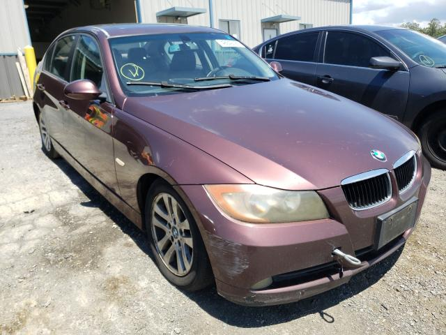 Salvage cars for sale from Copart Chambersburg, PA: 2006 BMW 325 I