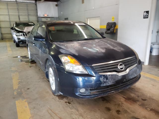 Salvage cars for sale from Copart Mocksville, NC: 2007 Nissan Altima