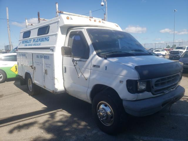 Salvage cars for sale from Copart Moraine, OH: 1998 Ford Econoline