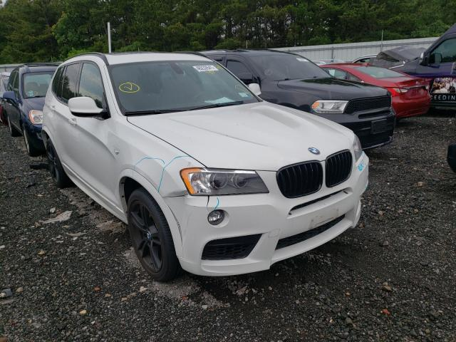 2011 BMW X3 XDRIVE3 5UXWX7C59BL732178