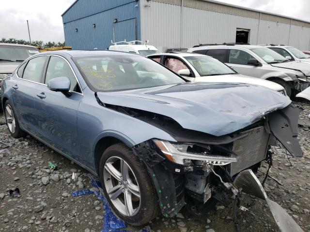 Salvage cars for sale from Copart Windsor, NJ: 2018 Volvo S90 T5 MOM