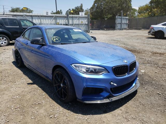 BMW Vehiculos salvage en venta: 2017 BMW M240I