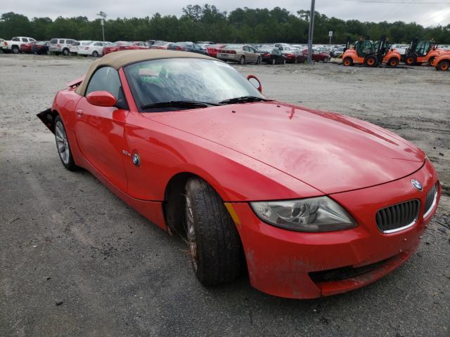 BMW Vehiculos salvage en venta: 2007 BMW Z4 3.0SI