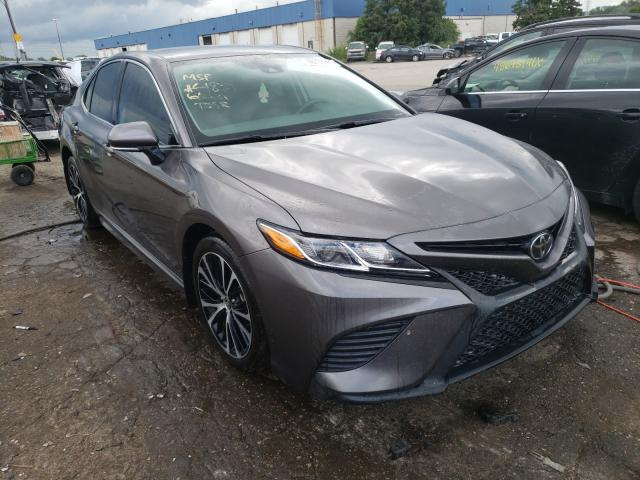 Toyota salvage cars for sale: 2020 Toyota Camry SE
