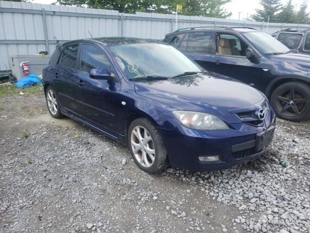 Salvage cars for sale from Copart Ontario Auction, ON: 2009 Mazda 3 S