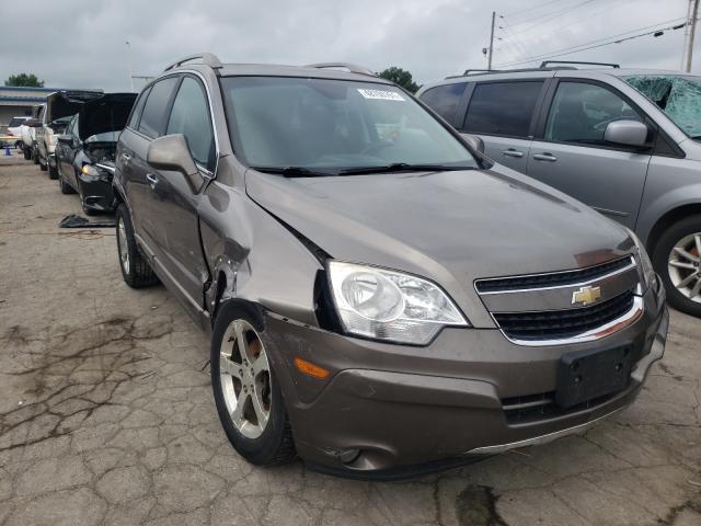 2012 Chevrolet Captiva SP en venta en Lebanon, TN