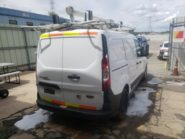 2016 FORD TRANSIT CO - Right Rear View