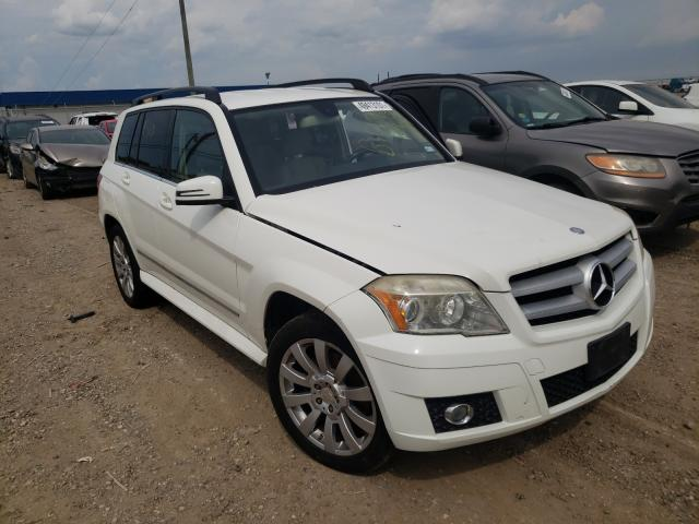 Salvage cars for sale from Copart Houston, TX: 2010 Mercedes-Benz GLK 350