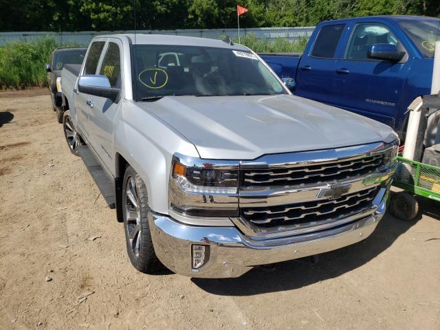 Vehiculos salvage en venta de Copart Davison, MI: 2018 Chevrolet Silverado
