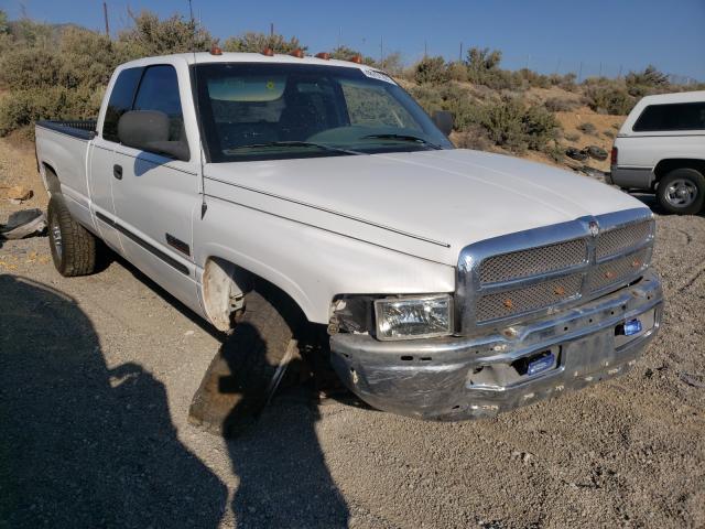 Dodge RAM 2500 salvage cars for sale: 2001 Dodge RAM 2500