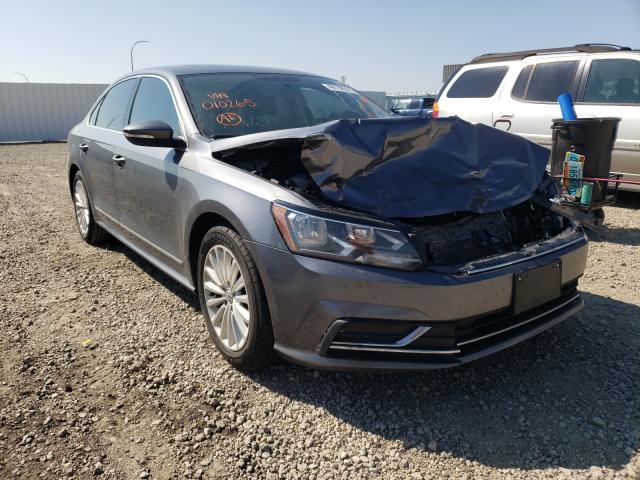 Vehiculos salvage en venta de Copart Bismarck, ND: 2016 Volkswagen Passat SE