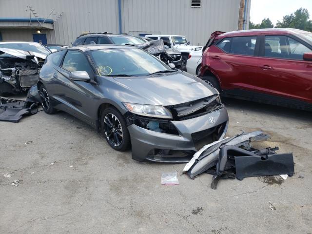 Honda CR-Z salvage cars for sale: 2015 Honda CR-Z