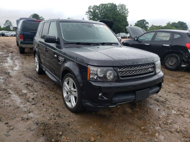 Salvage cars for sale from Copart China Grove, NC: 2013 Land Rover Range Rover