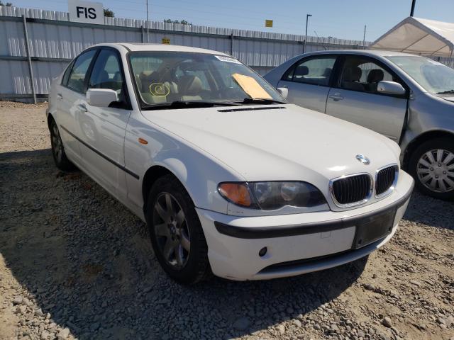 BMW Vehiculos salvage en venta: 2003 BMW 325 I