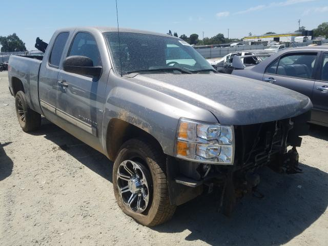 Salvage cars for sale from Copart Antelope, CA: 2012 Chevrolet Silverado
