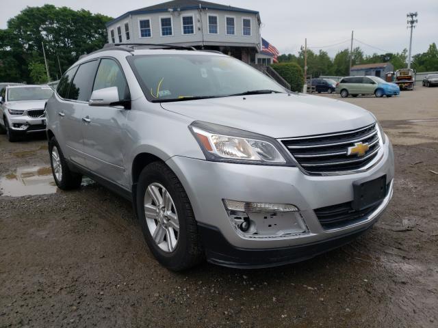 Vehiculos salvage en venta de Copart North Billerica, MA: 2014 Chevrolet Traverse L