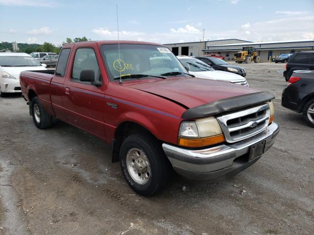 Salvage cars for sale from Copart Alorton, IL: 1998 Ford Ranger SUP