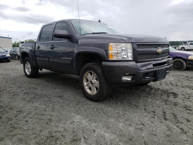 Salvage cars for sale from Copart Spartanburg, SC: 2010 Chevrolet Silverado