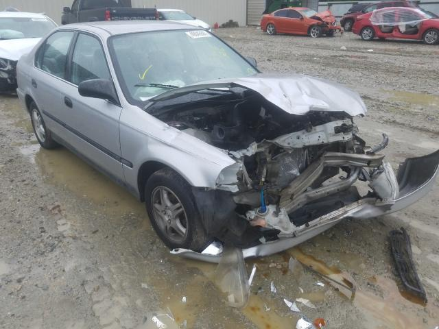 Honda Civic salvage cars for sale: 1996 Honda Civic