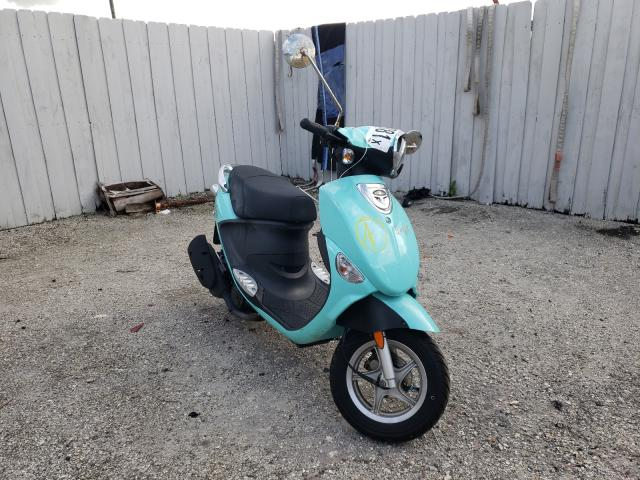 Genuine Scooter Co. salvage cars for sale: 2020 Genuine Scooter Co. Buddy 50