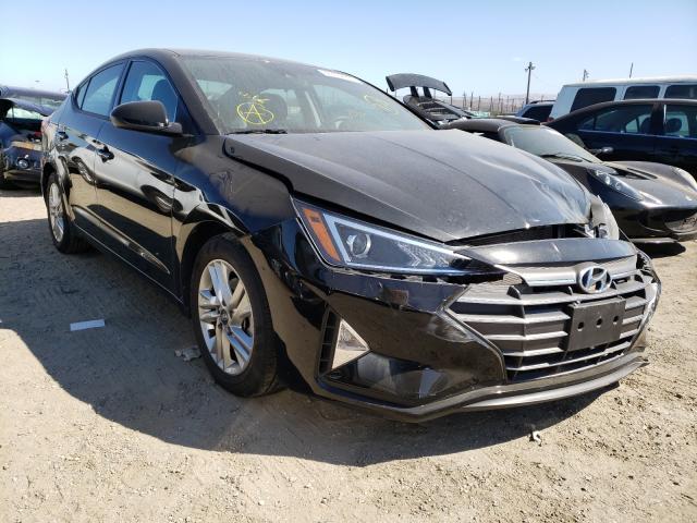 Salvage cars for sale from Copart San Martin, CA: 2020 Hyundai Elantra SE