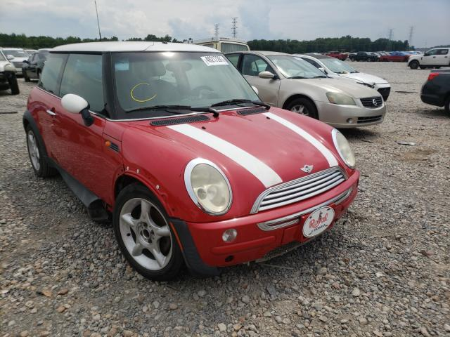 Mini salvage cars for sale: 2004 Mini Cooper