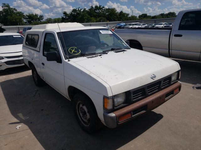 Salvage cars for sale from Copart Wilmer, TX: 1993 Nissan Truck Shor