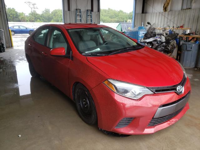 Salvage cars for sale from Copart Riverview, FL: 2016 Toyota Corolla L
