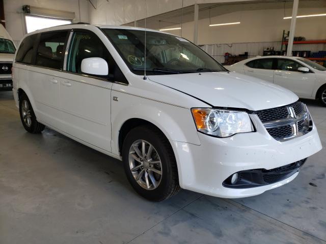 Vehiculos salvage en venta de Copart Avon, MN: 2014 Dodge Grand Caravan