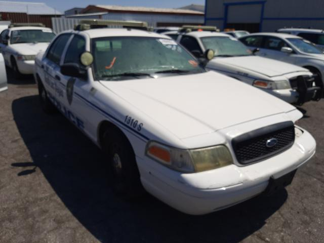 Ford Crown Victoria salvage cars for sale: 2007 Ford Crown Victoria